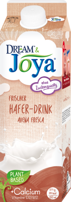 Dream & Joya Oat Drink chilled