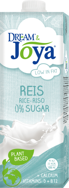 Dream & Joya Rice Drink 0% Sugar