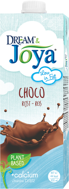Dream & Joya Boisson au Riz Choco