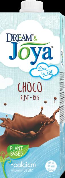 Dream & Joya rijstdrank Chocolade