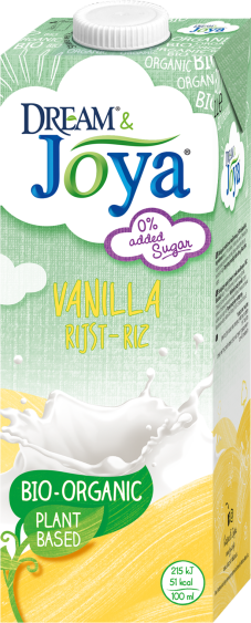 Dream Organic Rice Drink Vanilla