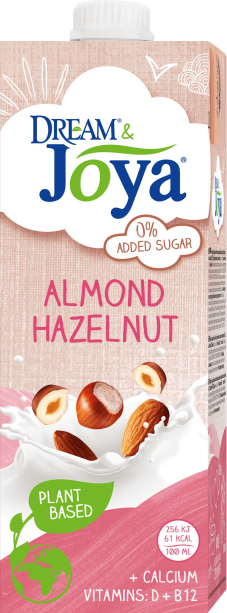 Dream amandeldrank Hazelnoot