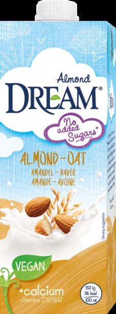 Dream Almond Oat Drink