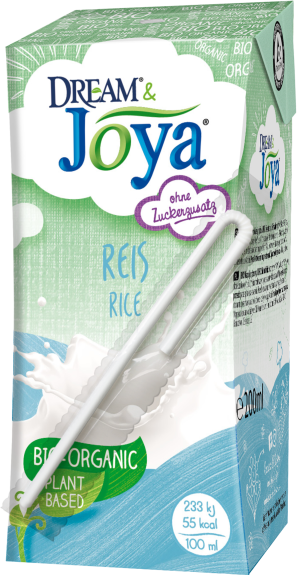 Dream & Joya Bio rijstdrank 200 ml