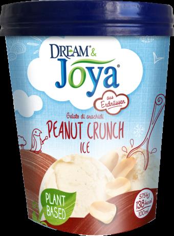 Dream & Joya Glace à l'Arachide Peanut Crunch