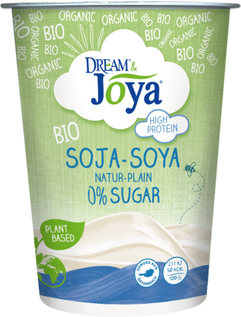 Dream & Joya Organic Soya Yogurt Alternative Natural