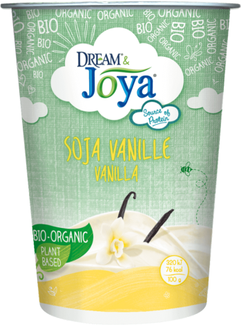 Dream & Joya Organic Soya Yogurt Alternative Vanilla