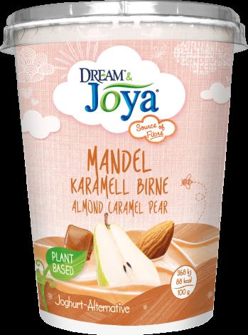 Dream & Joya amandel-yoghurtalternatief Karamel-Peren