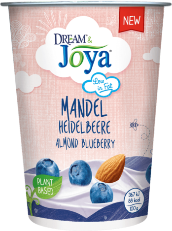 Dream & Joya Almond Yogurt Alternative Blueberry